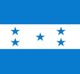 Honduras - Bandera Nacional