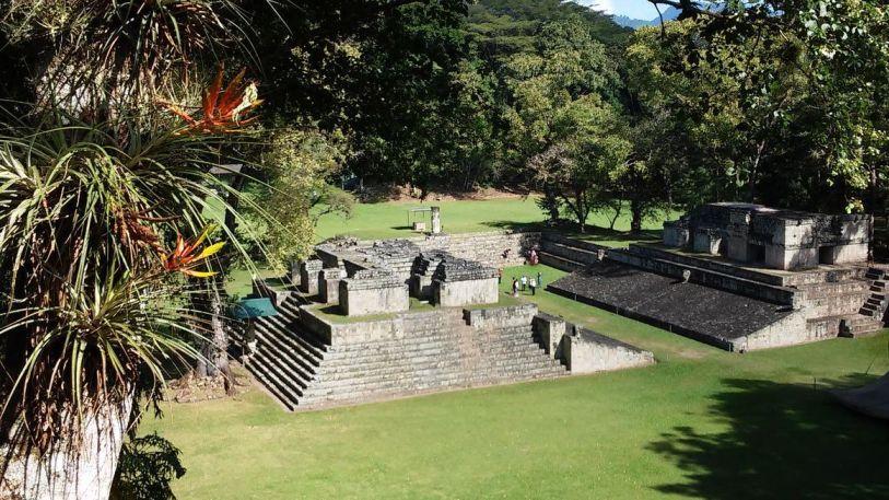 Copan Parque Arqueologico