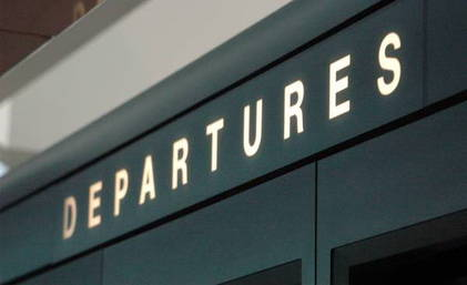 Salida Aeropuerto