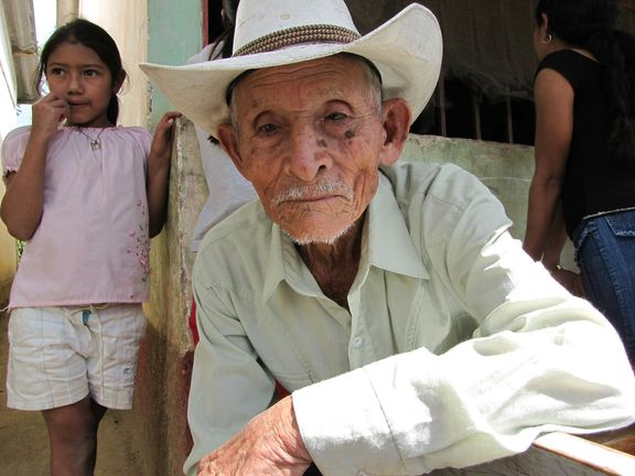 Anciano Hondureño
