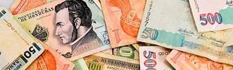 Moneda y Billetes de Lempira
